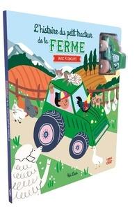 Kei Lam - L'histoire du petit tracteur de la ferme - Avec 4 circuits.
