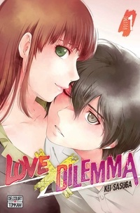 Love X Dilemma T01 - Kei Sasuga - 9782413014492 - 4,99 €
