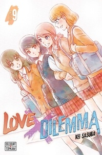Kei Sasuga - Love X Dilemma Tome 9 : .