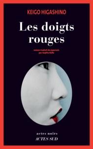 Keigo Higashino - Les doigts rouges.