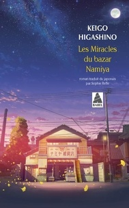 Keigo Higashino - Les miracles du bazar Namiya.