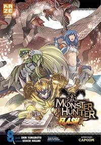 Keiichi Hikami et Shin Yamamoto - Monster Hunter Flash Tome 8 : .