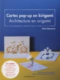 Keiji Nakazawa - Carte pop-up en kirigami - Architecture en origami.