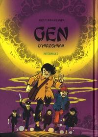 Keiji Nakazawa - Gen d'Hiroshima Intégrale 3 : .