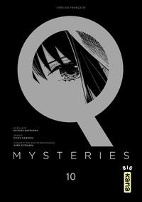 Keisuke Matsuoka et Chizu Kamikou - Q Mysteries, tome 10.