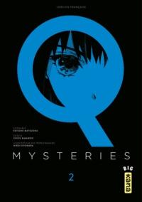Keisuke Matsuoka et Chizu Kamikou - Q Mysteries Tome 2 : .