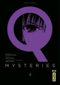 Keisuke Matsuoka et Chizu Kamikou - Q Mysteries Tome 4 : .