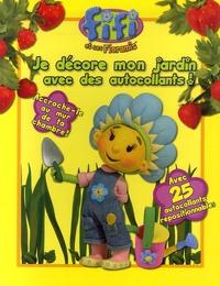 Keith Chapman - Je décore mon jardin avec des autocollants !.