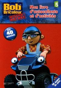 Keith Chapman - Mon livre d'autocollants et d'activités.