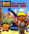 Keith Chapman - Une journée avec Bob - Un livre avec 43 volets.