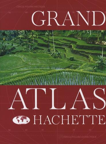 Keith Lye - Grand Atlas Hachette.