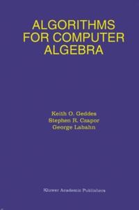 Histoiresdenlire.be Algorithms for Computer Algebra Image