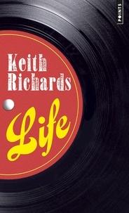 Keith Richards et James Fox - Life - Edition collector.