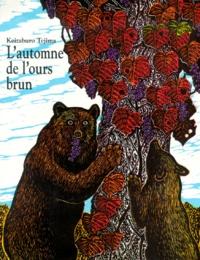 Keizaburo Tejima - L'automne de l'ours brun.