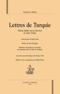 Openwetlab.it Lettres de Turquie Image
