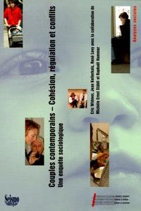 KELLERHALS JEAN, LEV - Couples contemporains Cohésion, régulation et conflits - Une enquête sociologique.