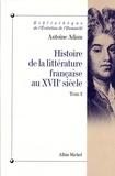 Kelli Adam - Histoire de la littérature française au XVIIe siècle Tome 3 : .