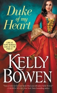 Kelly Bowen - Duke of My Heart.