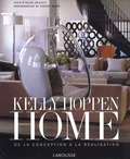 Kelly Hoppen et Helen Chislett - Kelly Hopen Home - De la conception à la réalisation.