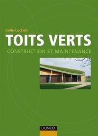 Kelly Luckett - Toits verts - Construction et maintenance.