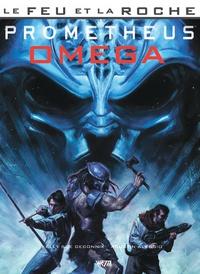 Kelly Sue DeConnick - Le feu et la roche - Tome 5, Prometheus : Omega.