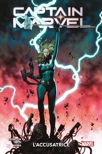 Kelly Thompson - Captain Marvel (2019) T04 - L'accusatrice.