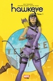 Kelly Thompson - Hawkeye (2017) T01 - Points d'ancrage.