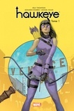 Kelly Thompson et Leonardo Romero - Hawkeye Tome 1 : Points d'ancrage.
