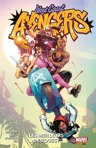 West Coast Avengers - 9782809484144 - 16,99 €