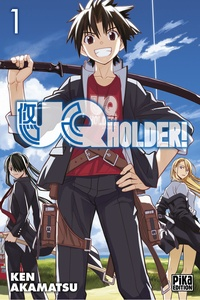 Ken Akamatsu - UQ Holder! T01.