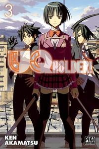 Ken Akamatsu - UQ Holder! T03.