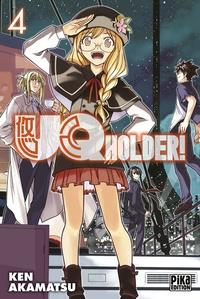Ken Akamatsu - UQ Holder! T04.
