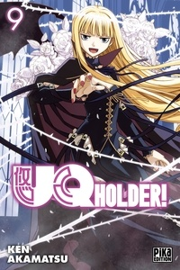 Ken Akamatsu - UQ Holder! T09.