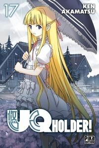Ken Akamatsu - UQ Holder ! Tome 17 : .