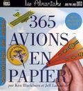 Ken Blackburn et Jeff Lammers - 365 avions en papier 2013.