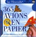 Ken Blackburn - 365 avions en papier.