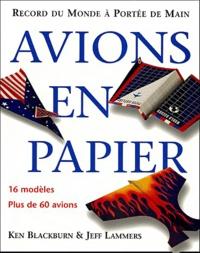 Ken Blackburn et Jeff Lammers - Avions en papier - Record du monde à portée de main.
