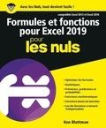 Ken Bluttman - Formules et fonctions pour excel pour les nuls.