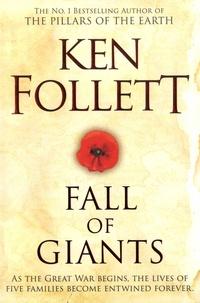 Ken Follet - Century trilogy Tome 1 : Fall of Giants.