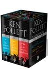 Ken Follett - Le siècle Coffret en  3 volume : La trilogie du siècle - Tome 1, La chute des géants ; Tome 2, L'hiver du monde ; Tome 3, Aux portes de l'éternité.