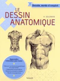 Ken Goldman - Le dessin anatomique.