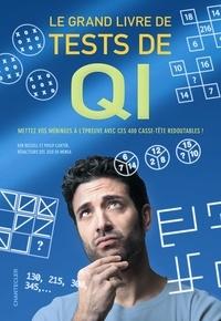 Ken Russell et Philip Carter - Le Grand Livre de tests de QI.