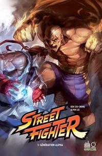 Ken Siu-Chong et Alvin Lee - Street Fighter Tome 1 : Génération Alpha - Avec un Ex-libris.