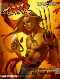 Ken Siu-Chong - Street Fighter Tome 5 : Ruses et masques.
