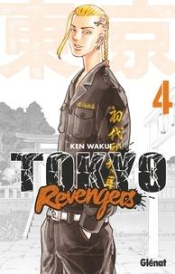 Ken Wakui - Tokyo Revengers - Tome 04.