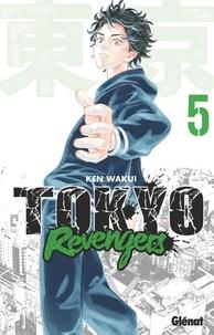 Ebook pour mobile téléchargement gratuit Tokyo Revengers Tome 5 par Ken Wakui PDB MOBI 9782344035337 (French Edition)