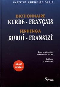 Dictionnaire kurde-français - Kendal Nezan pdf epub