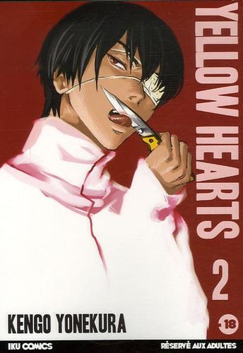 Kengo Yonekura - Yellow Hearts Tome 2 : .