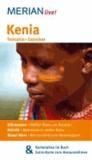 Kenia Tansania Sansibar - MERIAN live! - Mit Kartenatlas im Buch und Extra-Karte zum Herausnehmen.
