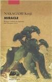 Kenji Nakagami - Miracle.